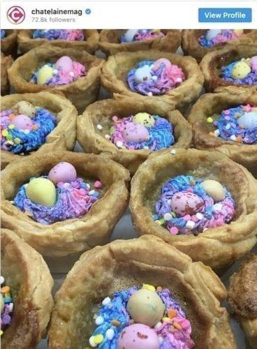 Easter Butter Tarts
