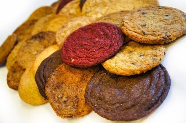 12 Artisanal Cookies