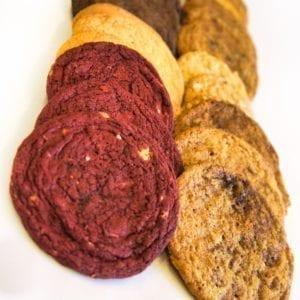 10 Artisanal Cookies + 1 Shortbread