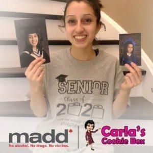 MADD CANADA / GRAD T-SHIRT