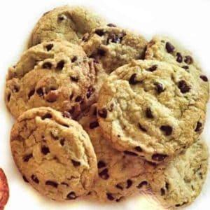 Gluten Friendly Chocolate Chip Cookies